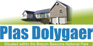 Plas Dolygaer Situated within the Brecon Beacons National Park